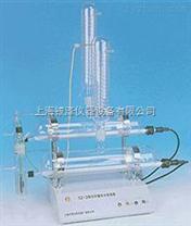 SZ-93全自動雙重蒸餾水器,結構緊湊,設計新穎