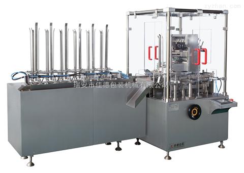 全自动立式颗粒袋装盒机的技术参数