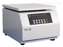 正品廠家直接發貨離心機TD-RZ臺式乳脂離心機