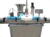 适用各种规格喷头喷雾剂灌装旋盖机