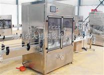 全自动食用油灌装生产线、调和油全自动灌装设备