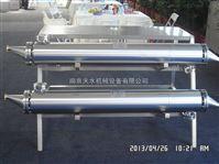 0.5m2-10m2双管板换热器厂家