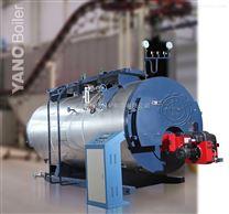 供应三回程式2T/h燃油(气)蒸汽锅炉