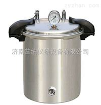 泰安手提式蒸汽灭菌器