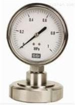 YEX100B不锈钢膜盒电接点压力表 不锈钢膜盒压力表