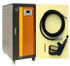 大庆油田钻井平台油污清洗专用高温高压蒸汽清洗机