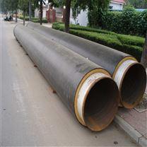预制直埋碳素钢保温管生产厂家预制保温管件预制聚氨酯保温管 硬质聚氨酯管道保温