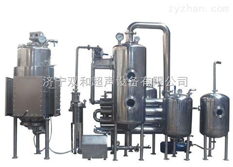 循环低温浓缩设备结构