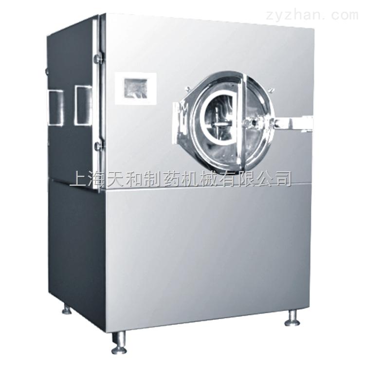 上海天和GBS高效包衣机