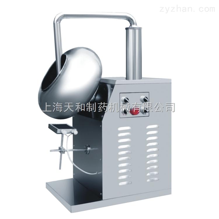 上海天和BY300/400糖衣机