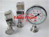 MLY-60毫米-100毫米-隔膜式压力表#CY耐震隔膜阀式压力表#CY耐震隔膜阀式压力表生产厂家