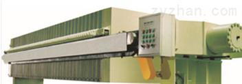 污水處理專用隔膜壓濾機-全自動隔膜壓濾機-液壓壓緊-自動保壓