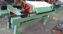 厂家直销 自动拉板板框式压滤机 高压隔膜压滤机