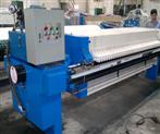 专业提供 10平方固液分离板框压滤机 自动液压板框压滤机