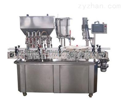TM-610全自动洗衣液灌装机厂家 液体灌装机 灌装机生产线