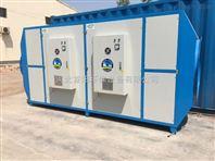 聚氨酯(PU)合成革厂等离子废气净化器型号尺寸