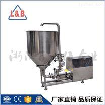 厂家直销 不锈钢可移动高剪切乳化机 单级乳化泵 均质乳化泵