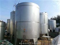 二手50立方立式不锈钢储罐库存多台