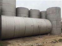 全新不锈钢储罐厂家订做50立方