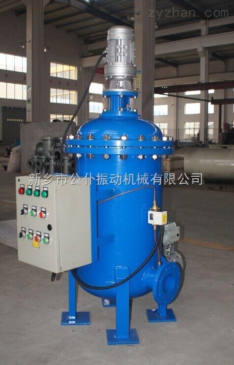 安徽自动循环水旁滤器项目优点说明