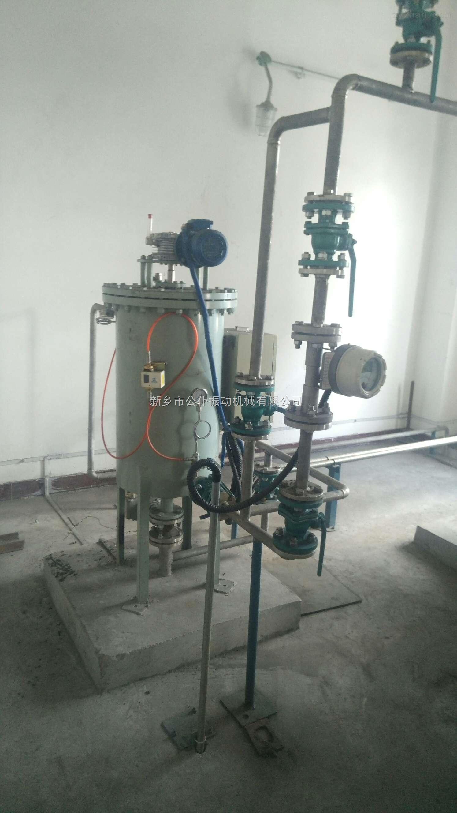 陕西高炉冲渣水过滤器