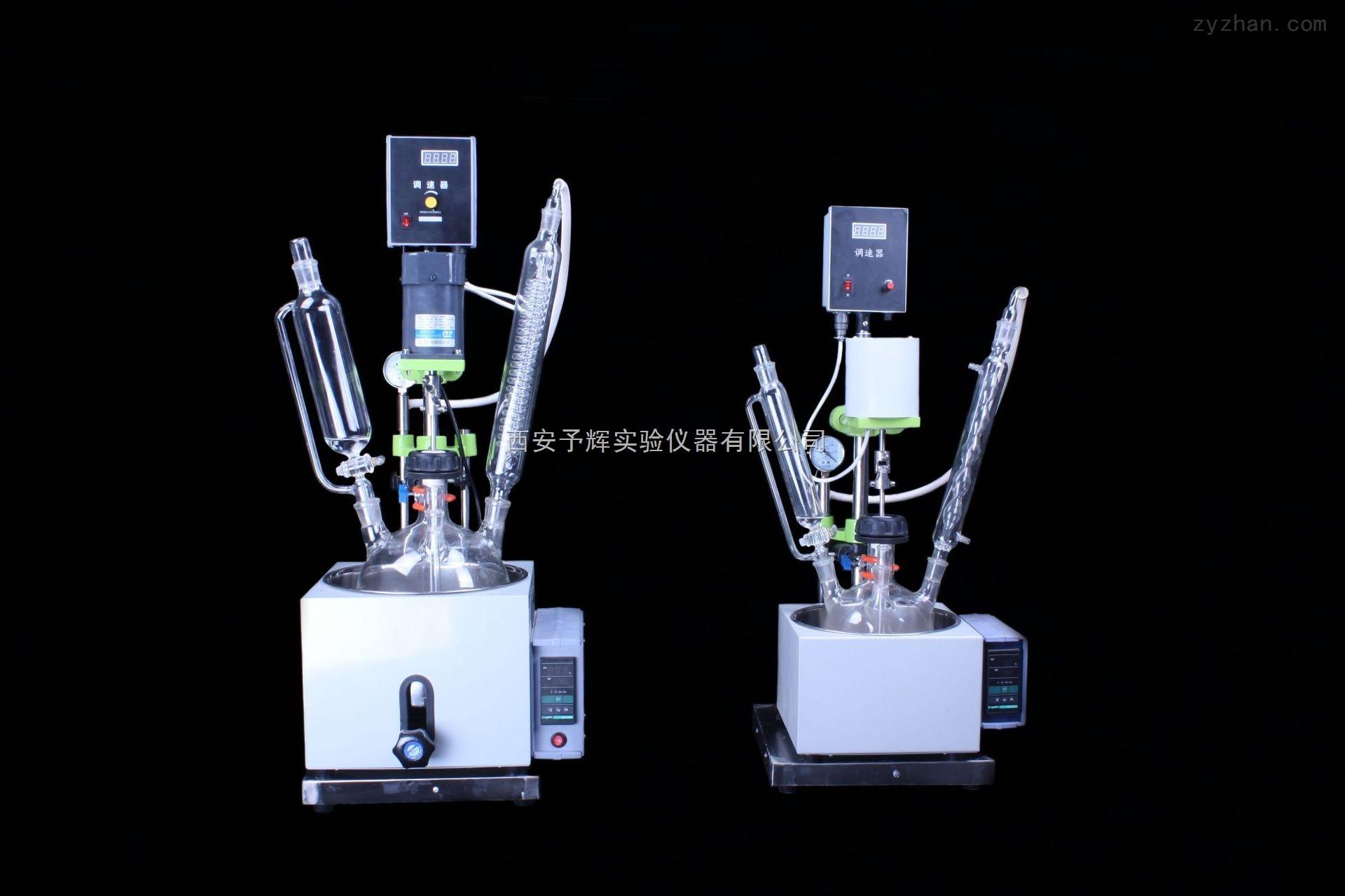 单层玻璃反应器