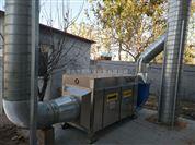 印染热转印定型UV光氧废气处理设备基本设置