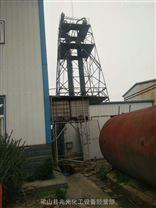 二手600型不锈钢酒精回收塔全套丝网填料