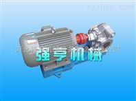 河北强亨不锈钢齿轮泵食用油泵结构简单设计合理