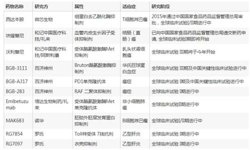 中国生物制药开始迈向全球化发展新章节