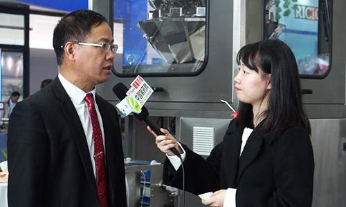 锐嘉董事长丁维扬:顺应智能化趋势 用创新技术引领企业发展