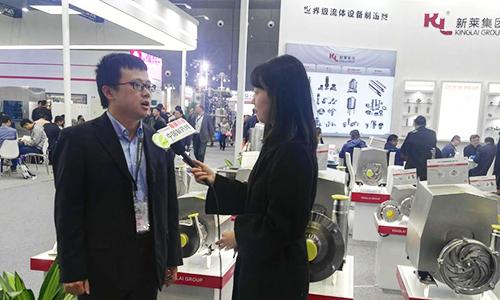 专访昆山新莱洁净应用材料股份有限公司市场总监顾湘
