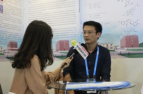 专访安徽海康药业有限责任公司董事长张小顺